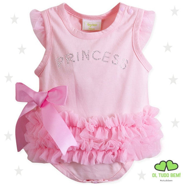 Body Rosa PRINCESS
