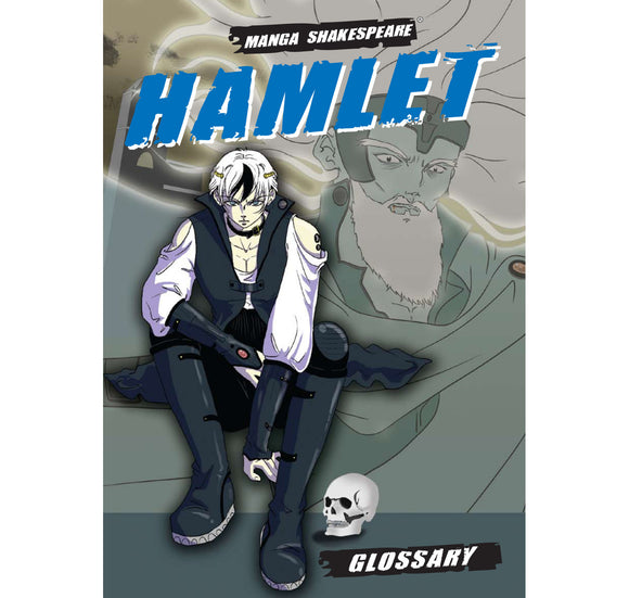 Abrams & Chronicle - Hachette Manga Shakespeare: Hamlet PB 1