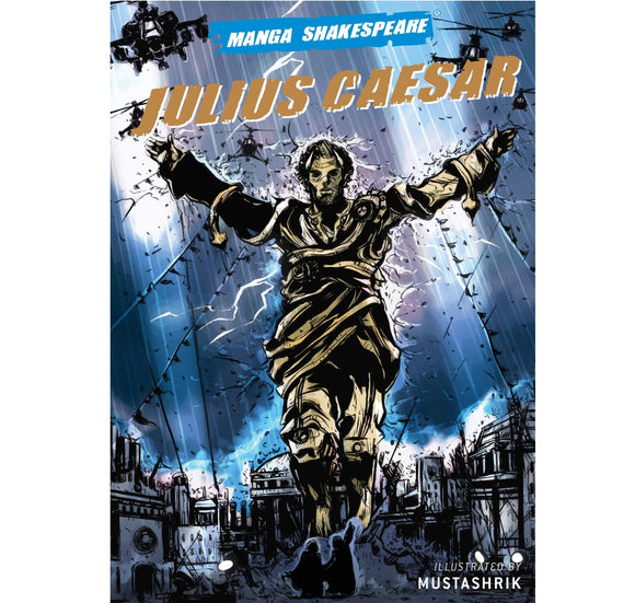 Abrams & Chronicle - Hachette Manga Shakespeare: Julius Caesar PB 1