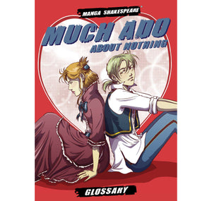 Abrams & Chronicle - Hachette Manga Shakespeare: Much Ado About Nothing PB 1