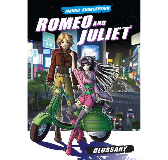 Abrams & Chronicle - Hachette Manga Shakespeare: Romeo & Juliet PB 1