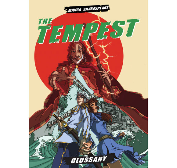 Abrams & Chronicle - Hachette Manga Shakespeare: Tempest PB 1