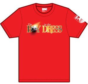 Adult T Shirt: The Boy in the Dress  1