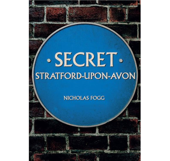 Bertram Books Secret Stratford-upon- Avon PB 1