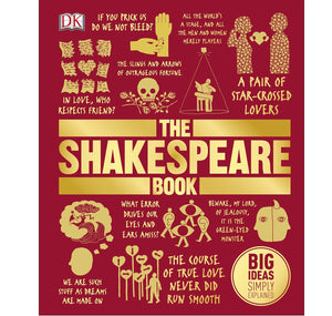 Bertram Books Shakespeare Book: Big Ideas Simply Explained HB 1