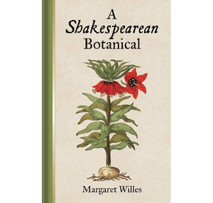 Bertram Books Shakespearean Botanical HB 1
