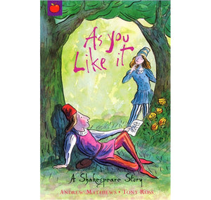 Bookpoint Ltd As You Like It: Shakespeare Stories PB 1