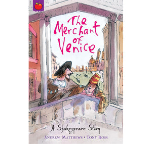 Bookpoint Ltd Merchant of Venice: Shakespeare Stories PB 1