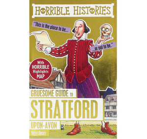 Bounce Sales & Marketing Ltd Gruesome Guide to Stratford-upon-Avon(Horrible Histories) PB 1