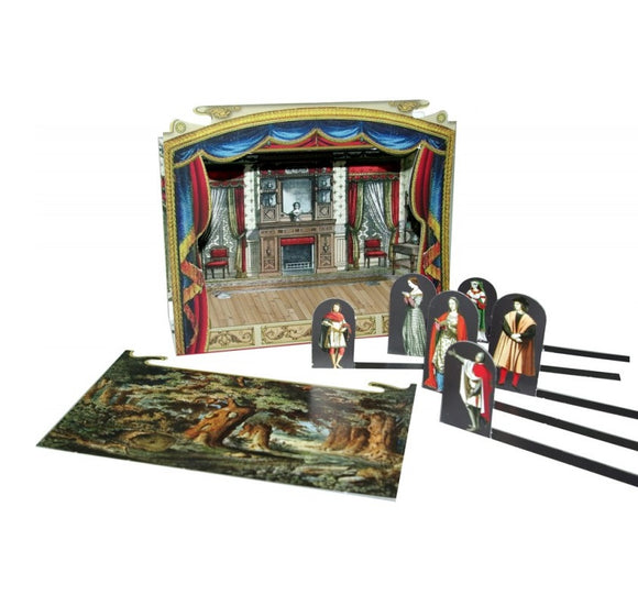 Brimtoy Ltd Miniature Toy Theatre 1