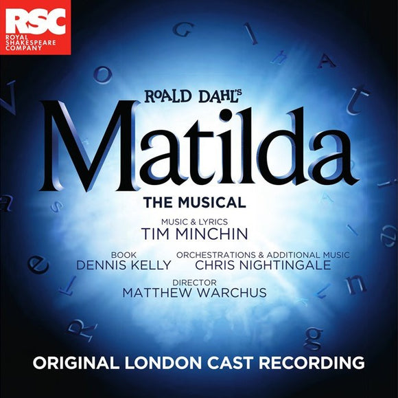 Clear Sound And Vision Matilda: Original Cast Recording (2011) 1