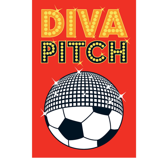 Custom Works Bespoke Magnet: Diva Pitch 1