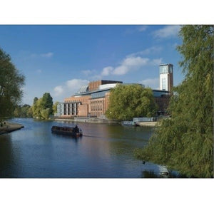Custom Works Bespoke Postcard: Royal Shakespeare Theatre 1