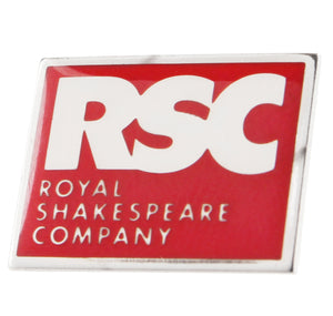 Emblem Print Products Ltd Pin Badge: RSC Logo 1