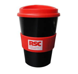 Emblem Print Products Ltd Travel Mug: RSC Logo 1