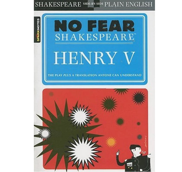 GMC Books - Via Orca Henry V: No Fear PB 1