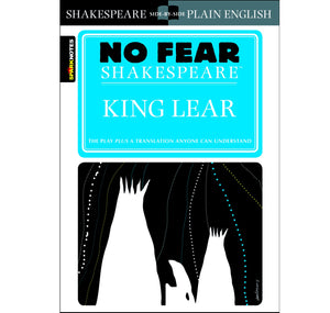 GMC Books - Via Orca King Lear: No Fear PB 1