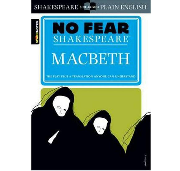 GMC Books - Via Orca Macbeth: No Fear PB 1