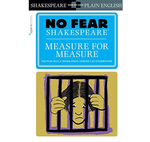 GMC Books - Via Orca Measure for Measure: No Fear PB 1