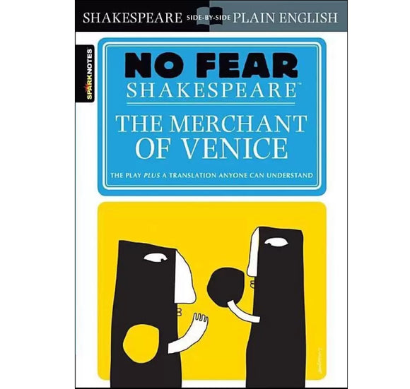 GMC Books - Via Orca Merchant of Venice: No Fear PB 1