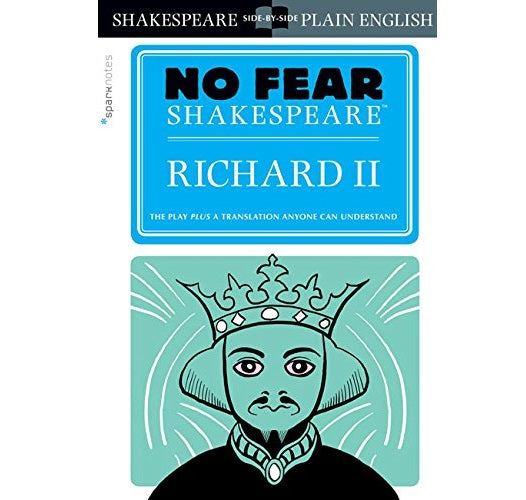GMC Books - Via Orca Richard II: No Fear PB 1