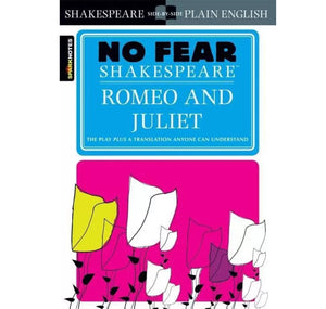GMC Books - Via Orca Romeo & Juliet: No Fear PB 1