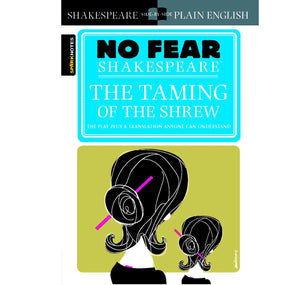 GMC Books - Via Orca Taming of the Shrew No Fear PB 1