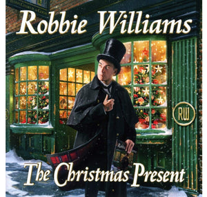 Gardners DVD Robbie Williams: The Christmas Present CD (2019) 1