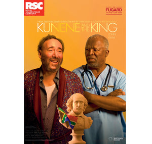 Genesis Poster: Kunene and The King (2019) 1