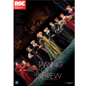 Genesis Poster: Taming of The Shrew (2019) 1