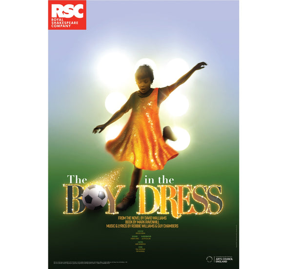 Genesis Poster: The Boy in The Dress (2019) 1