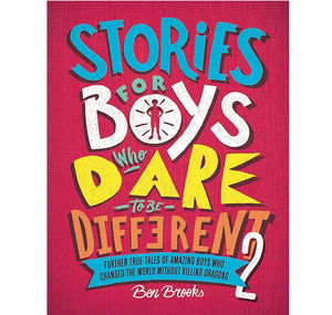 Hachette UK Stories for Boys Who Dare to be Different 2 HB 1