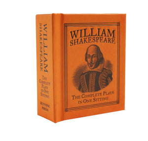 Hachette UK William Shakespeare: Complete Plays in One Sitting HB 1
