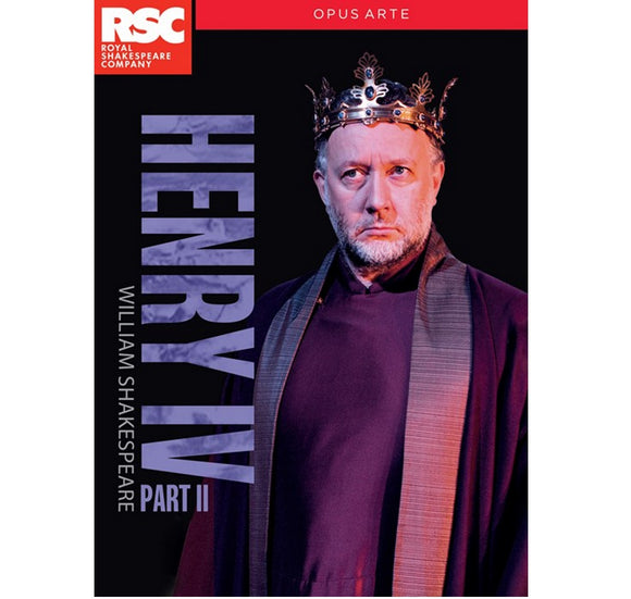 Henry IV Part 2 RSC DVD 2015