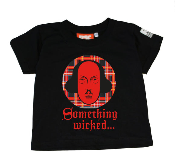 Kids T Shirt: Andy Tuohy Something Wicked 1