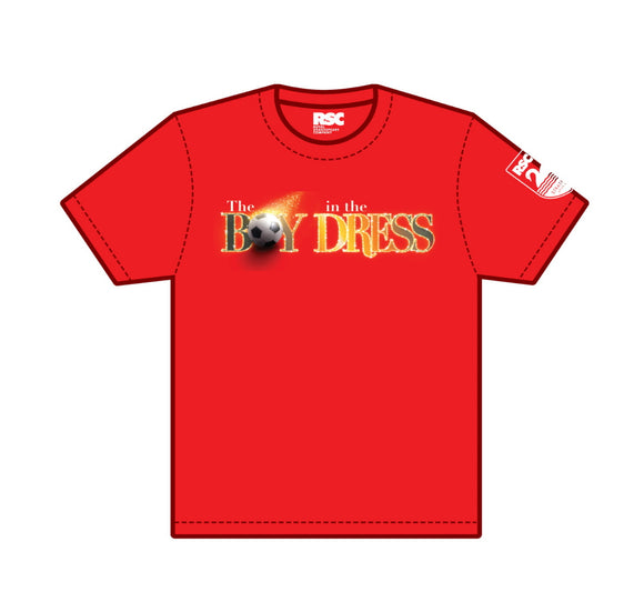 Kids T Shirt: The Boy in the Dress 1