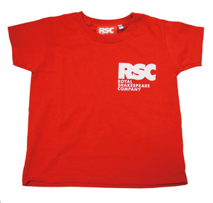 Kingfisher Kids T Shirt: RSC Logo 1
