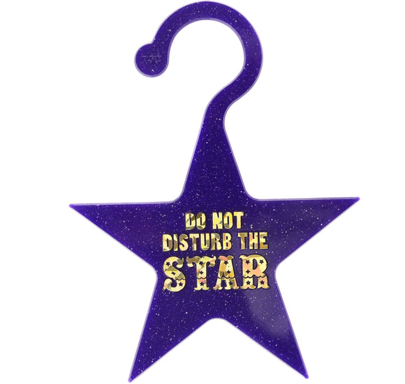 Kit Grover Do Not Disturb the Star Door Hanger 1