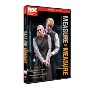 Measure for Measure RSC DVD 2019