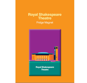 My World Magnet: Royal Shakespeare Theatre from Skyline 1