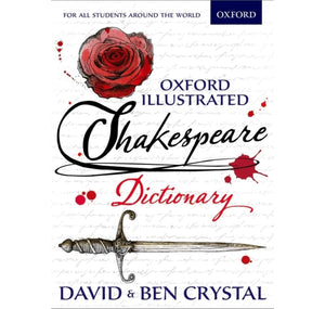 Oxford University Press Oxford Illustrated Shakespeare Dictionary PB 1