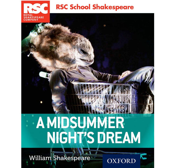 Oxford University Press RSC School Shakespeare: Midsummer Night's Dream Student PB 1