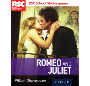 Oxford University Press RSC School Shakespeare: Romeo & Juliet Student PB 1