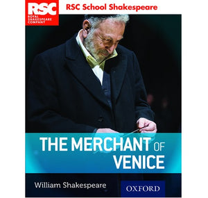 Oxford University Press RSC School Shakespeare: The Merchant Of Venice Student PB 1