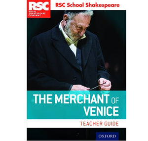 Oxford University Press RSC School Shakespeare: The Merchant Of Venice: Teacher PB 1