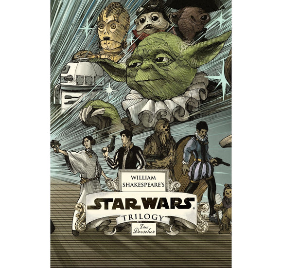 PGUK - Via G.B.S. Royal Box Set: William Shakespeare's Star Wars HB 1