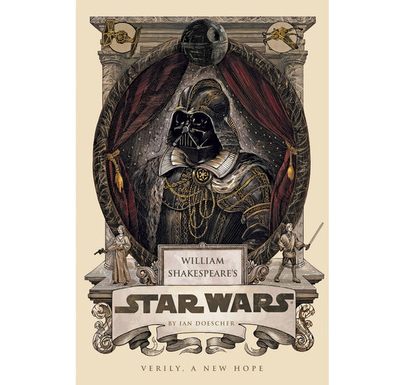 PGUK - Via G.B.S. Star Wars: William Shakespeare's Star Wars HB 1