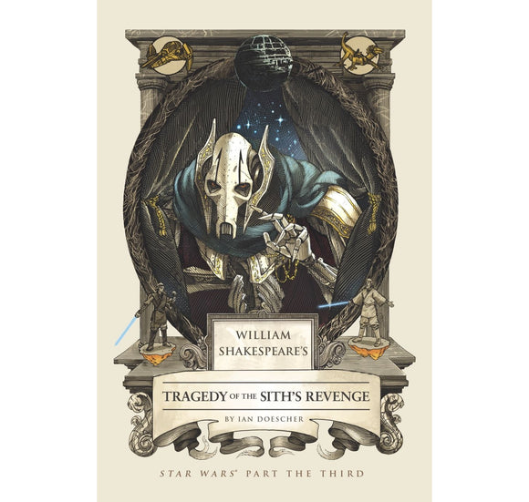 PGUK - Via G.B.S. Tragedy Sith's Revenge: William Shakespeare's Star Wars HB 1