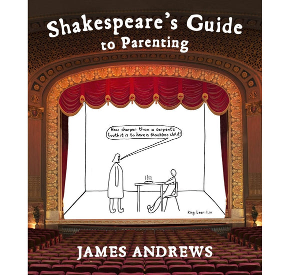 Penguin Random House Shakespeare's Guide to Parenting HB 1