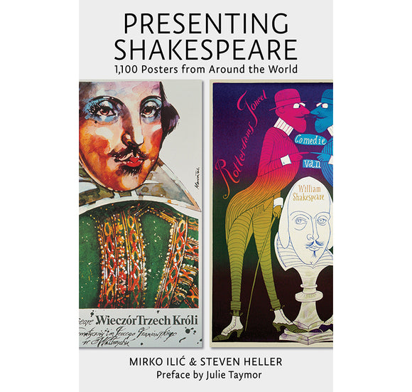Presenting Shakespeare: Posters from Around the World HB 1